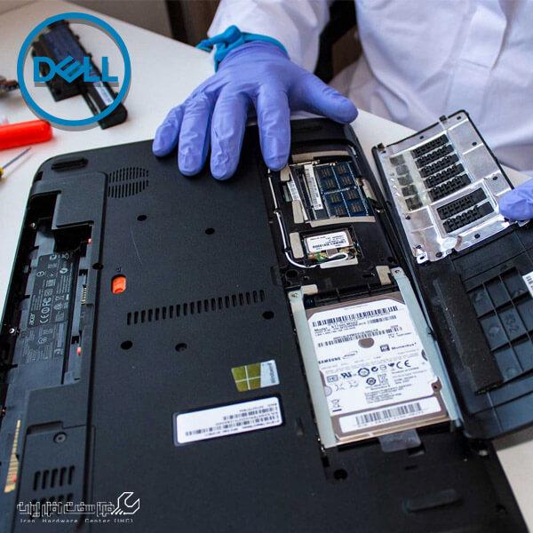 تعمیر لپ تاپ Dell