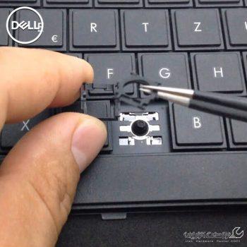 تعمیرات کیبورد لپ تاپ dell