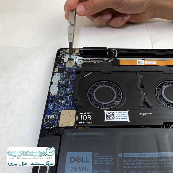 تعمیر بلوتوث لپ تاپ دل