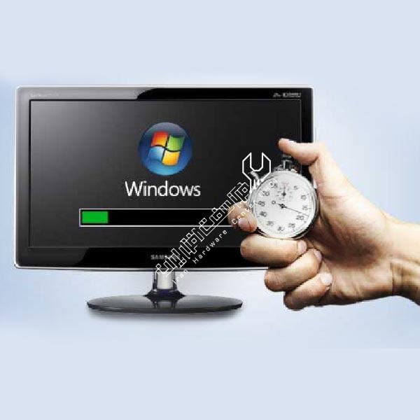 بالا بردن سرعت کامپیوتر دل