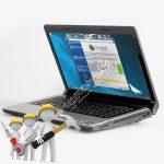 تعمیر لپ تاپ دل STUDIO 15