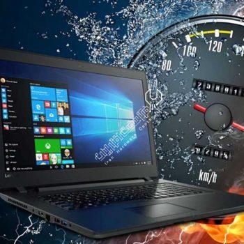 افزایش سرعت لپ تاپ