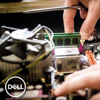 تعمیر سخت افزار کامپیوتر دل