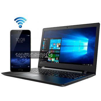 اتصال اینترنت موبایل به لپ تاپ