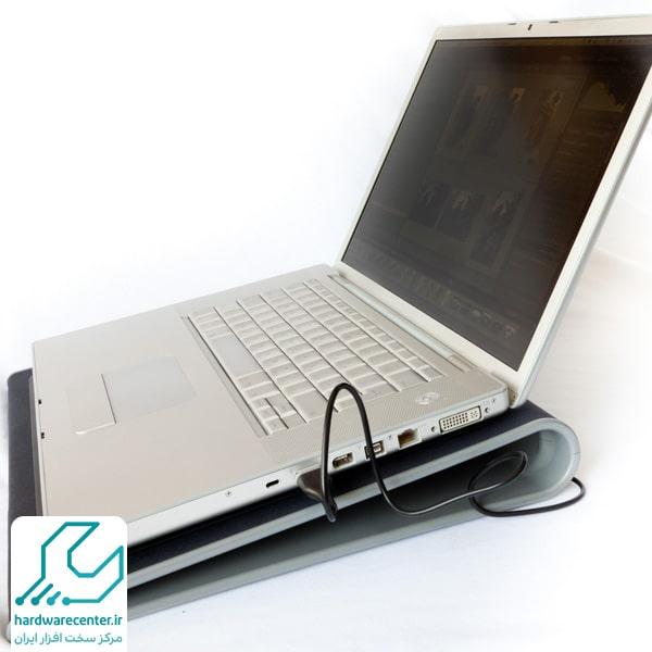خنک کردن لپ تاپ