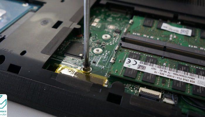 معرفی و نحوه نصب SSD روی لپ تاپ
