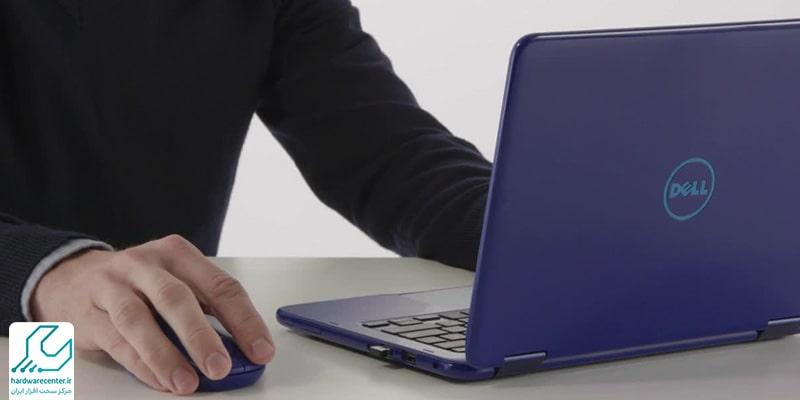 لگ زدن لپ تاپ